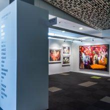 "Mohsen Gallery at ""Teer Art Fair 2019"", installation view, 2019"