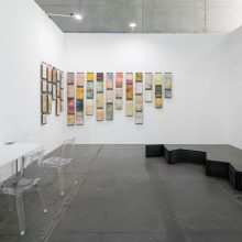 "Mohsen Gallery at ""Artissima 2019"", installation view, 2019"