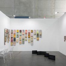 "Mohsen Gallery at ""Artissima 2019"", installation view, 2019"