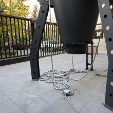 "Amir-Nasr Kamgooyan, ""Time Capsule"" series, PT. III, "" Eukaryotes, Remember!"", installation view, 2018"