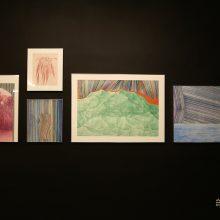 """Armin Alian, """"Episode 05"""" a group exhibition, installation view, 2020"""