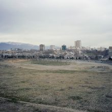 12.	Chamran Highway, Tehran, 2014, Analog Photography, Medium Format, Chemical Print on Photo Paper, 20×30(cm), 5 Editions + 2 AP