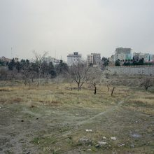 4.	Darakeh River, Tehran, 2014, Analog Photography, Medium Format, Chemical Print on Photo Paper, 74×111(cm), 5 Editions + 2 AP