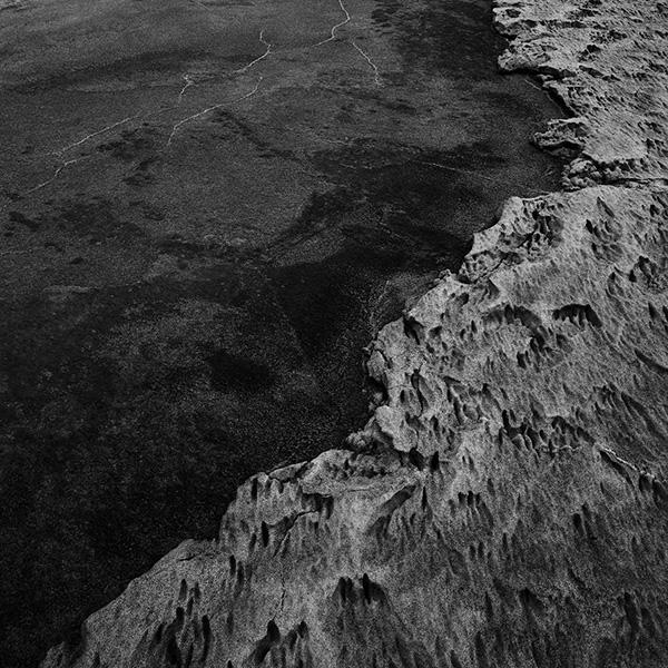 "Mehrdad Afsari, untitled, from ""Blue Sorrow"" series, archival digital print, 100 x 100 cm, edition of 5 + AP, 2007"