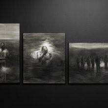 "Atena Fereydouni, ""Episode 05"" a group exhibition, installation view, 2020"