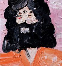 Charles Manson| 16×20 cm | Oil on Canvas | 2016