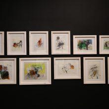 "Maede Salar, ""Episode 05"" a group exhibition, installation view, 2020"