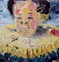 Mao| 22×25 cm| Oil on Canvas | 2016