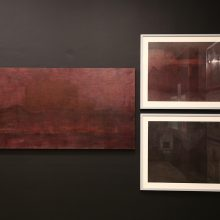 """Mohamad Ramshe, """"Episode 05"""" a group exhibition, installation view, 2020"""