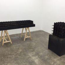 "Majid Biglari, ""Episode 01: Prolongation"" A Group Exhibition, Installation View, 2016"
