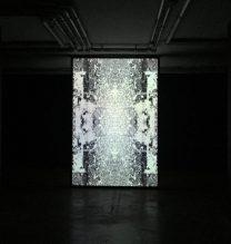 Ali Phi, Qal, Interactive Installation, 2017