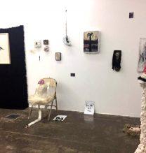 Mahsa Merci, Installation View, 2017