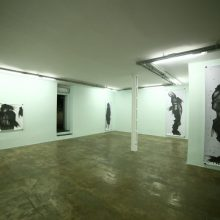 "Sara Abbasian, ""Epidemy"" Series, Installation View"