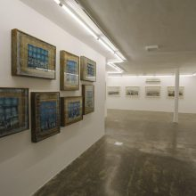 """""""Exposed"""" series"""", installation view"""