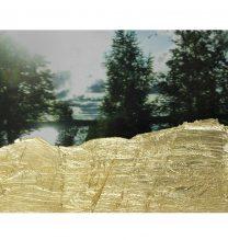 Mehdi Dandi, Untitled, Mixed media on photo paper, 10 x 15 cm, 2017